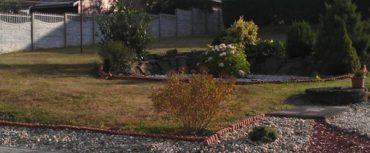 Nový vzor betonového plotu v Olbramicích 02